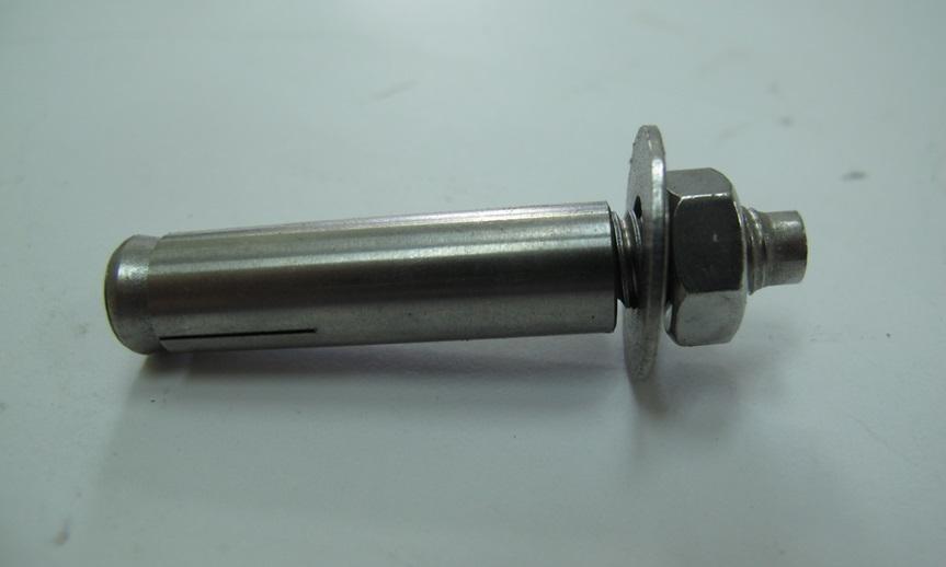 不鏽鋼套管式膨脹螺絲