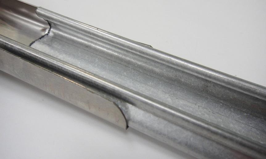 不鏽鋼壓條接頭