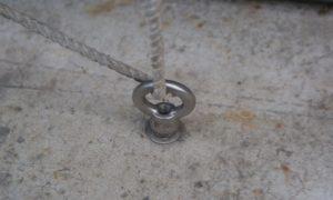 不鏽鋼套管式膨脹螺絲(壁虎)&不鏽鋼吊帽