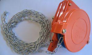 Manual Chain Roll-up (Korean)
