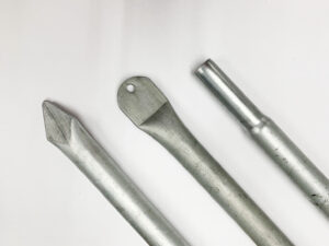鋼管加工(打尖/封頭/束頭)