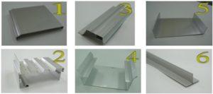 水牆鋁料組